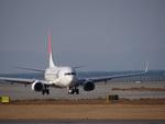 Shuichi.Gさんが、関西国際空港で撮影した日本航空 737-846の航空フォト(写真)