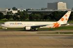 jun☆さんが、ドンムアン空港で撮影したイスラエア 767-383/ERの航空フォト(写真)