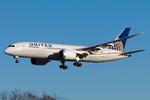 PINK_TEAM78さんが、成田国際空港で撮影したユナイテッド航空 787-8 Dreamlinerの航空フォト(飛行機 写真・画像)