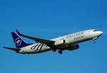 rjnsphotoclub-No.07さんが、静岡空港で撮影した大韓航空 737-8B5の航空フォト(飛行機 写真・画像)