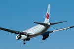 パンダさんが、成田国際空港で撮影したエア・カナダ 767-333/ERの航空フォト(写真)
