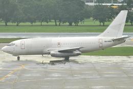 jun☆さんが、ドンムアン空港で撮影したトランスマイル・エア・サービス 737-209/Adv(F)の航空フォト(飛行機 写真・画像)