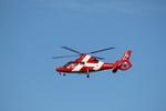 mojioさんが、静岡空港で撮影した浜松市消防航空隊 AS365N3 Dauphin 2の航空フォト(飛行機 写真・画像)