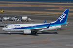 Scotchさんが、羽田空港で撮影した全日空 737-781の航空フォト(写真)