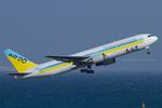 Scotchさんが、羽田空港で撮影したAIR DO 767-381の航空フォト(写真)