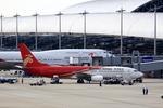 T.Sazenさんが、関西国際空港で撮影した深圳航空 737-8Q8の航空フォト(写真)