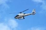 Kuuさんが、鹿児島空港で撮影したオートパンサー EC130B4の航空フォト(飛行機 写真・画像)