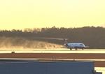 ふじいあきらさんが、広島空港で撮影したアイベックスエアラインズ CL-600-2B19 Regional Jet CRJ-200ERの航空フォト(飛行機 写真・画像)