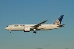 matsuさんが、成田国際空港で撮影したユナイテッド航空 787-8 Dreamlinerの航空フォト(写真)