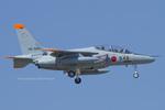Scotchさんが、千歳基地で撮影した航空自衛隊 T-4の航空フォト(写真)