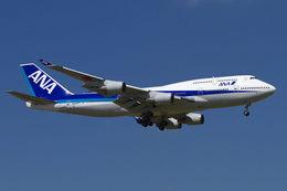 PINK_TEAM78さんが、成田国際空港で撮影した全日空 747-481の航空フォト(写真)
