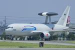 Scotchさんが、浜松基地で撮影した航空自衛隊 E-767 (767-27C/ER)の航空フォト(飛行機 写真・画像)