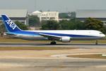 jun☆さんが、ドンムアン空港で撮影した全日空 767-381Fの航空フォト(写真)