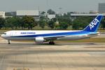 jun☆さんが、ドンムアン空港で撮影した全日空 767-381F/ERの航空フォト(写真)