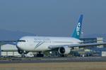 Scotchさんが、名古屋飛行場で撮影したニュージーランド航空 767-319/ERの航空フォト(写真)