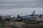 meijeanさんが、那覇空港で撮影した全日空 777-281の航空フォト(写真)