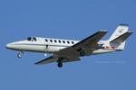 Scotchさんが、名古屋飛行場で撮影した中日本航空 560 Citation Vの航空フォト(写真)