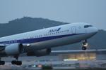 ふじいあきらさんが、広島空港で撮影した全日空 767-381の航空フォト(飛行機 写真・画像)