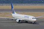 Scotchさんが、中部国際空港で撮影したコンチネンタル航空 737-824の航空フォト(写真)