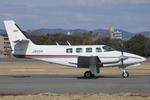 Scotchさんが、名古屋飛行場で撮影した新東電設 T303 Crusaderの航空フォト(飛行機 写真・画像)