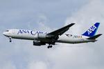Scotchさんが、成田国際空港で撮影したエアージャパン 767-381/ER(BCF)の航空フォト(飛行機 写真・画像)