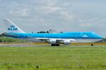 Scotchさんが、成田国際空港で撮影したKLMオランダ航空 747-406Mの航空フォト(写真)