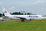 Scotchさんが、成田国際空港で撮影したジェット・アジア・エアウェイズ 767-246の航空フォト(写真)