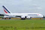 Scotchさんが、成田国際空港で撮影したエールフランス航空 A380-861の航空フォト(飛行機 写真・画像)