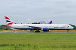 Scotchさんが、成田国際空港で撮影したブリティッシュ・エアウェイズ 777-36N/ERの航空フォト(写真)