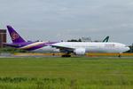 Scotchさんが、成田国際空港で撮影したタイ国際航空 777-3AL/ERの航空フォト(写真)