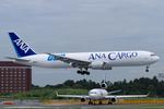 Scotchさんが、成田国際空港で撮影したエアージャパン 767-381Fの航空フォト(飛行機 写真・画像)