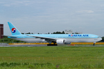 Scotchさんが、成田国際空港で撮影した大韓航空 777-3B5の航空フォト(飛行機 写真・画像)
