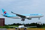 Scotchさんが、成田国際空港で撮影した大韓航空 A330-223の航空フォト(飛行機 写真・画像)