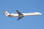 かずまっくすさんが、大分空港で撮影した日本航空 MD-90-30の航空フォト(写真)