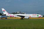 Scotchさんが、成田国際空港で撮影した中国東方航空 A330-343Xの航空フォト(写真)