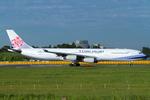 Scotchさんが、成田国際空港で撮影したチャイナエアライン A340-313Xの航空フォト(写真)
