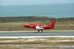 新潟空港 - Niigata Airport [KIJ/RJSN]で撮影された金鹿航空 - Deer Jet [DF/DER]の航空機写真