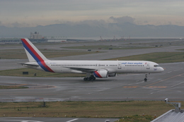 Euro Spotterさんが、関西国際空港で撮影したロイヤル・ネパール航空 757-2F8の航空フォト(飛行機 写真・画像)