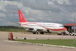 ぷのんさんが、シェムリアップ国際空港で撮影したロイヤル・クメール・エアラインズ 737-2H4/Advの航空フォト(写真)