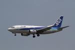 chalk2さんが、新潟空港で撮影したエアーネクスト 737-5Y0の航空フォト(写真)