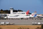 シグナス01さんが、大分空港で撮影した日本航空 MD-90-30の航空フォト(写真)