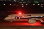 manzoさんが、伊丹空港で撮影した全日空 787-8 Dreamlinerの航空フォト(写真)