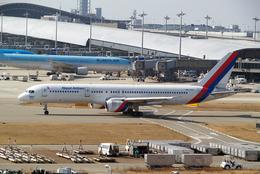 たぁさんが、関西国際空港で撮影したネパール航空 757-2F8の航空フォト(飛行機 写真・画像)