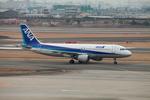 たろさんが、伊丹空港で撮影した全日空 A320-211の航空フォト(写真)