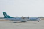 たまごさんが、マンダレー国際空港で撮影したバガン航空 ATR-72-212の航空フォト(写真)