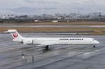 宮崎空港 - Miyazaki Airport [KMI/RJFM]で撮影された日本航空 - Japan Airlines [JL/JAL]の航空機写真