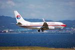 snow_shinさんが、関西国際空港で撮影した中国東方航空 737-79Pの航空フォト(飛行機 写真・画像)