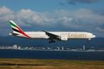 snow_shinさんが、関西国際空港で撮影したエミレーツ航空 777-31H/ERの航空フォト(写真)