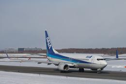 northpower21stさんが、新千歳空港で撮影した全日空 737-881の航空フォト(飛行機 写真・画像)
