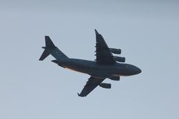 TKBKさんが、横田基地で撮影したアメリカ空軍 C-17A Globemaster IIIの航空フォト(飛行機 写真・画像)
